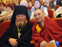 В Туве отмечают годовщину создания епархии