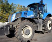 «Тываагрохолдинг» пересел на американский трактор