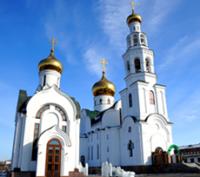 В Туве количество православных приходов за год увеличилось вдвое
