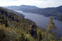 Судьба прибрежного леса неподалеку от Кызыла
