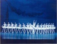 Балет «Лебединое озеро» – на сцене в Туве