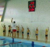 В Туве секции плавания набирают популярность