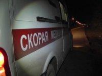 ДТП в Туве с участием сотрудника полиции