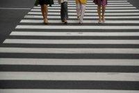 В Туве 67 наездов на пешеходов произошли по их собственной вине
