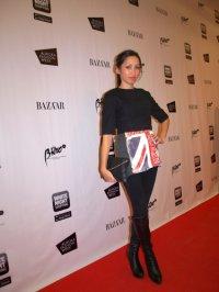 Тувинский дизайнер Аржаана Доспан приняла участие в Международной неделе моды в Санкт-Петербурге