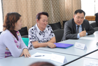 Глава Тувы поставил задачу решить вопрос электроснабжения дачного микрорайона в поселке Каа-Хем