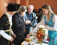 В столице Тувы прошла выставка-дегустация блюд разных народов