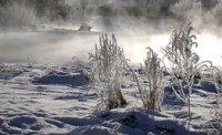 В Туву пришла зима
