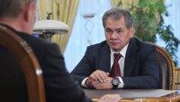 Шойгу назначен министром обороны вместо Сердюкова