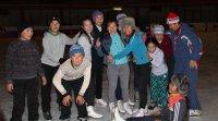 Благодаря Ларисе Шойгу сутхольские школьники покатались на льду спорткомплекса «Субедей»