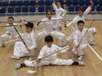 Юные ушуисты из Тувы успешно выступили на соревнованиях в Красноярске