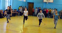 Студенты ТывГУ поздравили с Днем ребенка воспитанников школы интерната