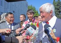 В международную энциклопедию «Лучшие люди» вошел ветеран тувинского спорта Евгений Тутатчиков