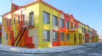 В Туве за счет оптимизации структуры региональной власти построили новый детский сад