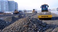 В Туве началась масштабная реконструкция дороги, соединяющей столицу с пригородом