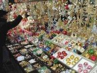В столице Тувы начинает работать Новогодняя ярмарка