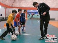 Детский футбол в Туве - по стандартам УЕФА