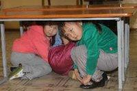 В Туве дошколят обучают действиям в случае ЧС
