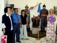В музее поселка Курагино Красноярского края откроется выставка «Песнь тувинского кочевника»