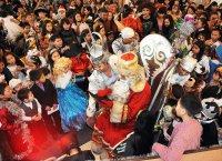 На главной елке Тувы побывают 700 детей со всей республики