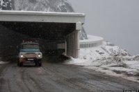 Миндортранс Тувы: сводка о состоянии М-54 и региональных дорог