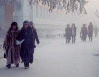 Из-за аномально низких температур на территории Тувы введен режим ЧС