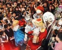 Для детей пострадавшего от аварии на местной ТЭЦ Чеди-Хольского кожууна организованы новогодние утренники