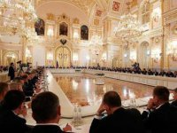 Глава Тувы Шолбан Кара-оол находится с командировкой в Москве