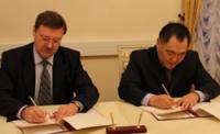 Константин Косачев и Шолбан Кара-оол подписали Соглашение о сотрудничестве