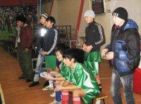Школьницы Ак-Довурака - лучшие в женском футболе Тувы