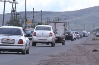 """В автопарке Тувы """"Жигули"""" составляют 49%"""