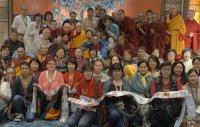 Более 200 паломников из Тувы побывало на учениях Далай-ламы в Индии