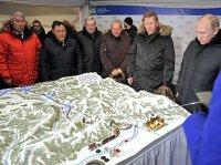 Полпред Виктор Толоконский о железной дороге Кызыл-Курагино
