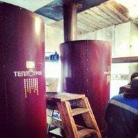 В поселке Хову-Аксы завершается восстановление теплоснабжения на социальных объектах