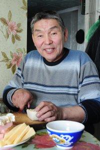 Фермер Иван Ондар. Полковник, внук ламы