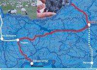 Власти Тувы прорабатывают в Минтрансе России изменение маршрута федеральной трассы М-54