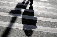 В Туве ищут скрывшегося после наезда на пешехода водителя