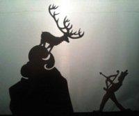 В Туве к Шагаа поставлен спектакль в традиции театра теней