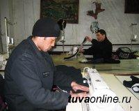 Исправительными учреждениями Тувы в 2012 году получено 45 млн. руб. доходов от производственной деятельности