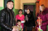 В Туве в канун Шагаа прошла акция «Капелька мечты»