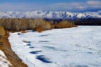 В Туве готовятся к паводковому периоду после очень снежной зимы