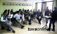 Этнозвезды Тувы встретились с ребятами из школы-интерната «Надежда»