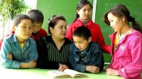 В Туве в тройке лидеров рейтинга школ - Гослицей, Реслицей, школа № 7