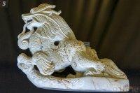 На выставке «Роман с камнем» в Татарстане представлены камнерезные фигурки тувинских мастеров