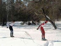 Ветераны-лыжники из Тувы в числе победителей и призеров соревнований в Хакасии