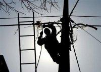 Шквальный ветер вызвал отключения электроэнергии в отдельных населенных пунктах Тувы