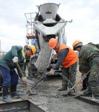 В Туве за год число работников строительной отрасли выросло на 30 процентов