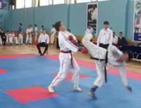 В Туве открытый чемпионат и первенство республики по каратэ прошли в жесткой конкуренции