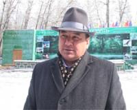 Коллеги поздравили министра строительства Тувы с днем рождения
