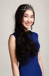 Айрана Бюрбю – Мисс Азия-Новосибирск и Мисс зрительских симпатий